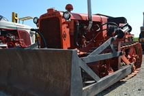 Allis Chalmers M - Farm Tractors & Equipment
