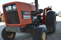 1982 Allis Chalmers 5020 - Farm Tractors & Equipment