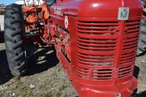 1949 International Harvestor H - Farm Tractors & Equipment