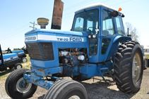 1980 Ford TW-20 - Farm Tractors & Equipment