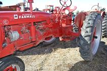 1949 International Harvestor C - Farm Tractors & Equipment