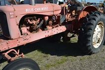 1954 Allis Chalmers WD-45 - Farm Tractors & Equipment