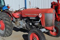 1958 Massey-Ferguson 65 - Farm Tractors & Equipment