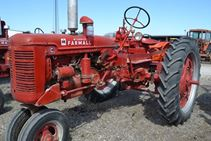 1950 International Harvestor Super C - Farm Tractors & Equipment