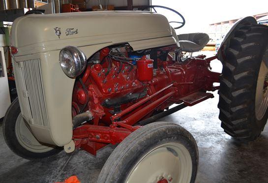1951 Ford 8N | Farm Tractors & Equipment | Meinhardt Farm