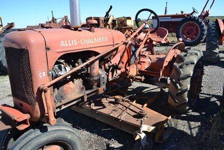 1952 Allis Chalmers Ca Farm Tractors Amp Equipment