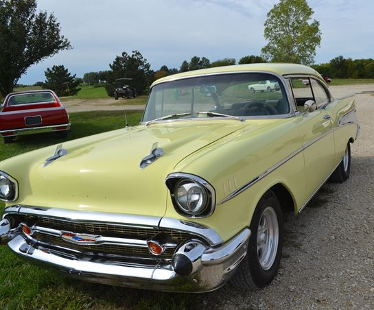 1957 Chevrolet Bel-air - Vehicles